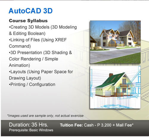 Cad Courses Microcadd Institute Inc Leader In Cad
