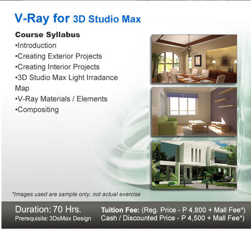 Duration 15 Hrs Prerequisite Any Revit Courses Tuition Fee Reg Price